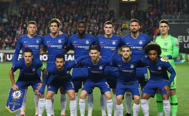 Slavia Prague 0 1 Chelsea Europa League Post Match