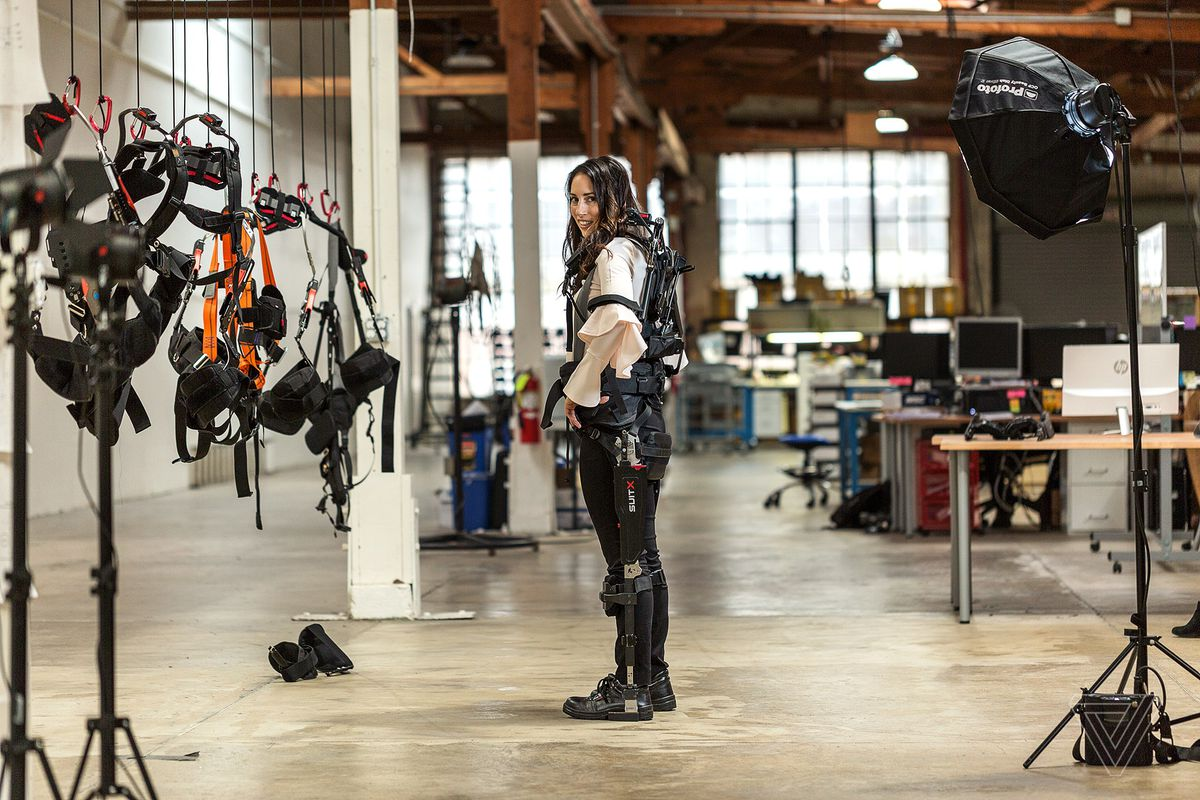 are exoskeletons the future