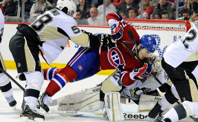 2013 Game 21 Montreal Canadiens Vs Pittsburgh Penguins