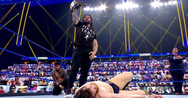 WWE SmackDown results, recap, reactions (Feb. 26, 2021): Big stars