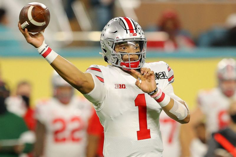 Justin Fields is exactly what the Patriots need at quarterback - Pats Pulpit
