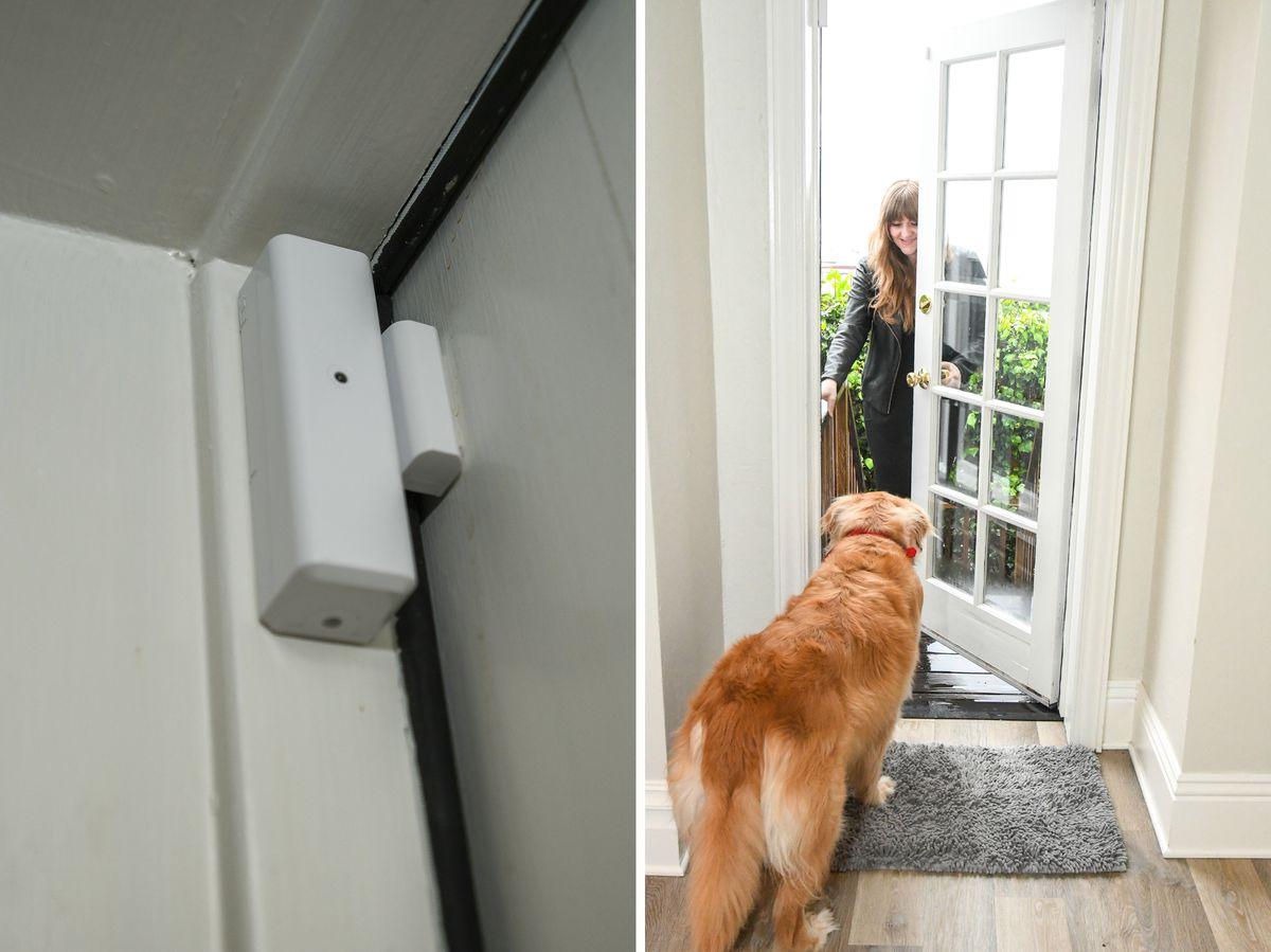 hight resolution of 6 gocontrol sensor for keeping the back door closed