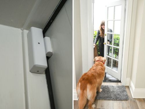 small resolution of 6 gocontrol sensor for keeping the back door closed