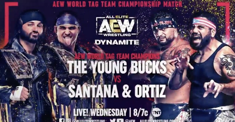 AEW Dynamite live streaming results (Feb. 17, 2021): Tag title match