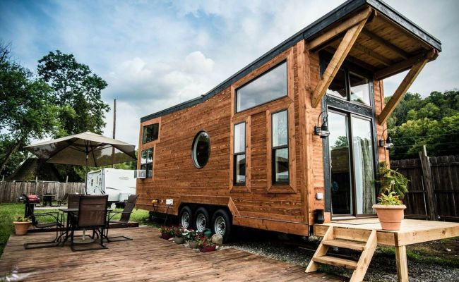 Tiny House Owners Can Find Land To Park On With Try It