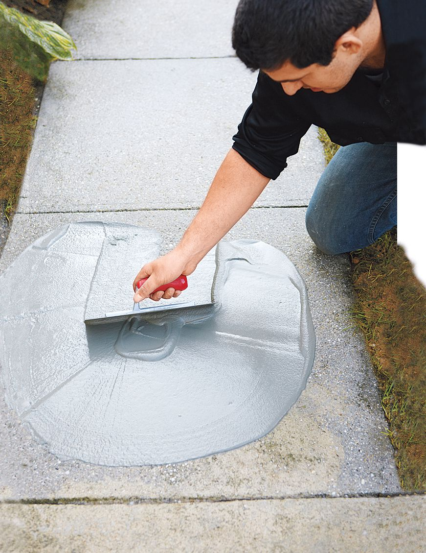 how to resurface concrete in 4 steps