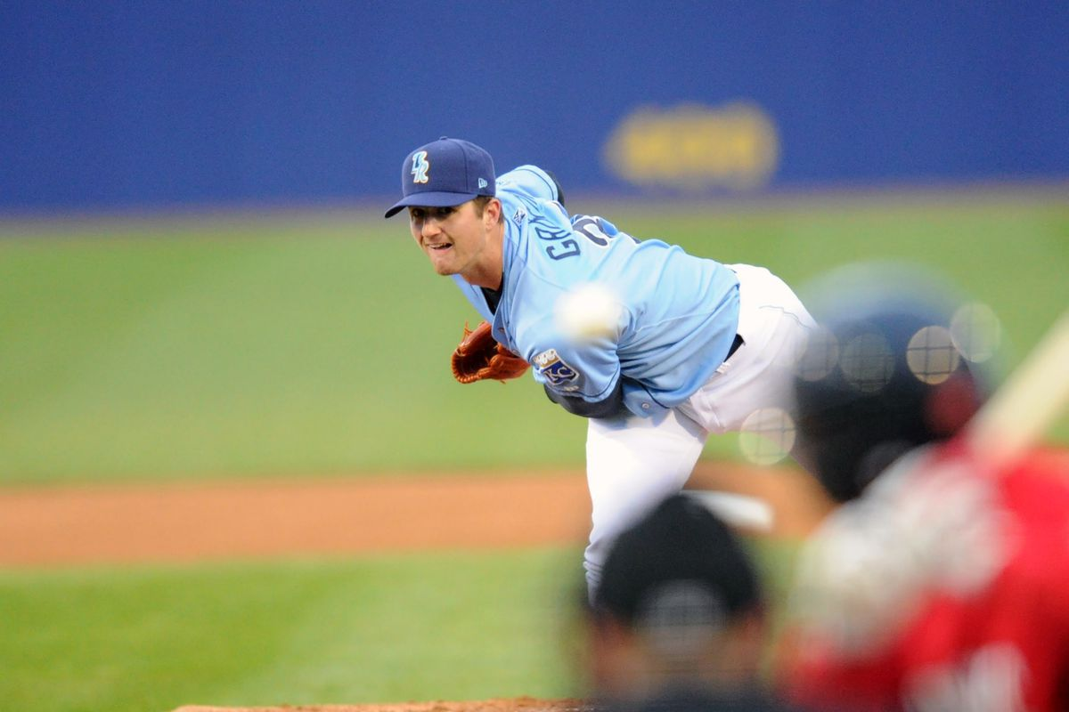 Royals Pitching Prospect Foster Griffin To Represent Team USA At