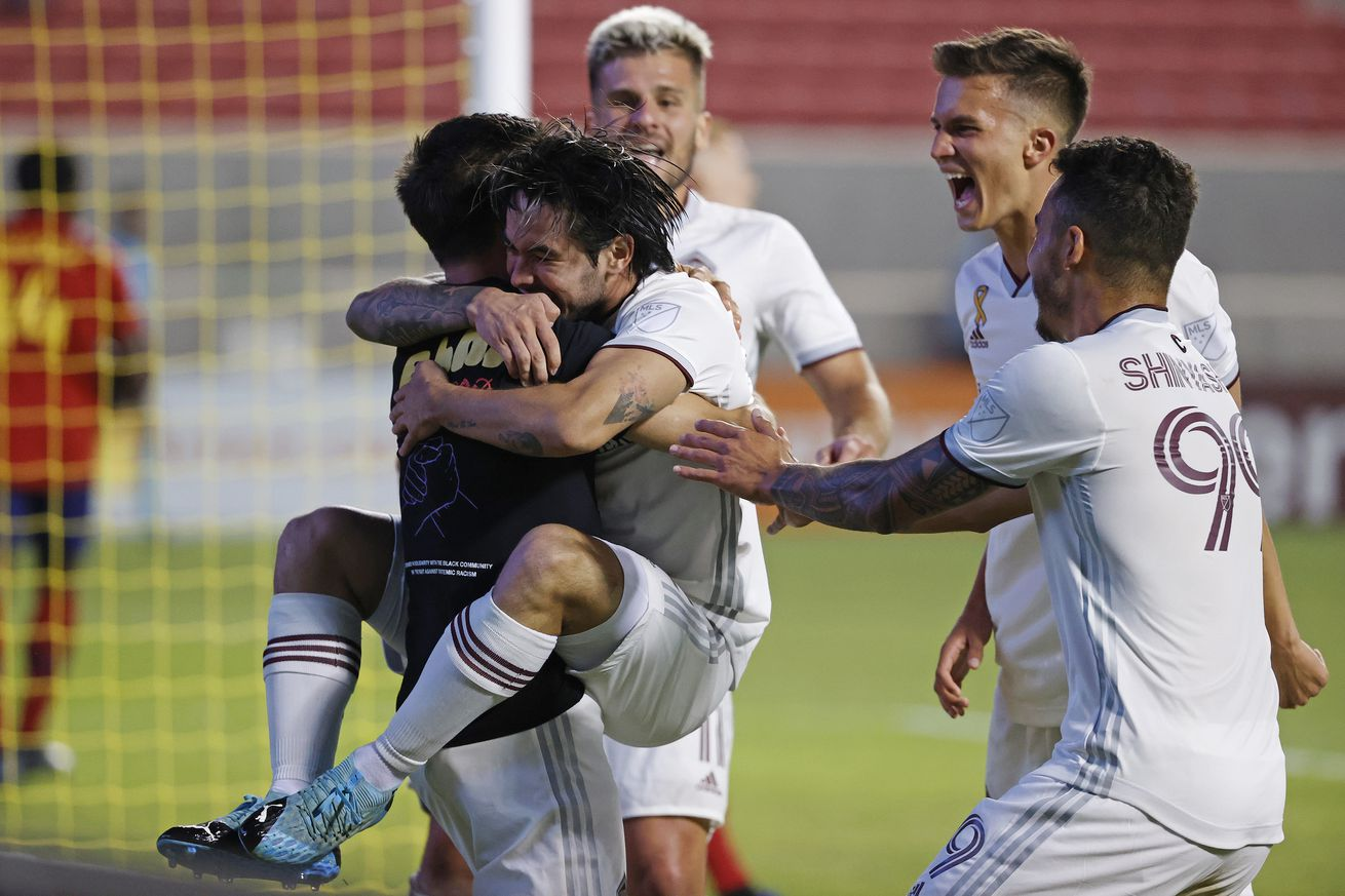 MLS: Colorado Rapids at Real Salt Lake