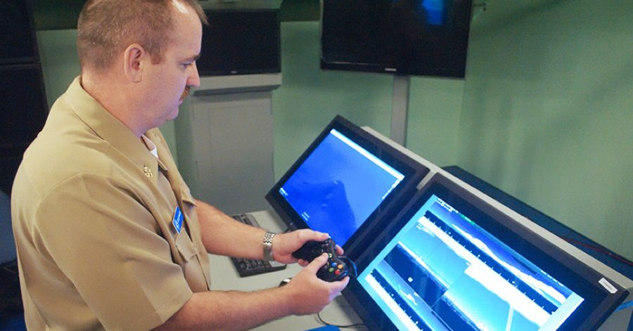 Us Navy Submarines Are Getting Xbox 360 Controllers To