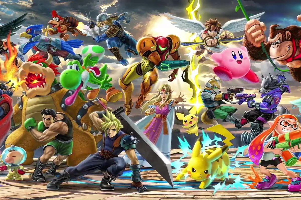 Super Smash Bros Ultimate Will Include Every Previous