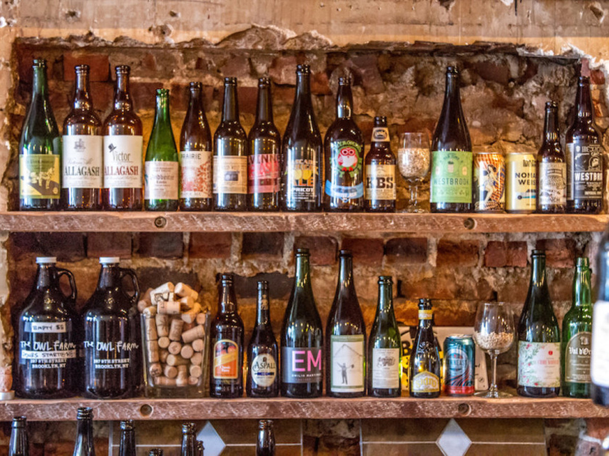 19 Top Craft Beer Bars In Nyc Eater Ny