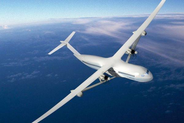 Boeing' Sugar Freeze Plane Concept Runs Cryogenically Frozen Liquid Natural Gas - Verge