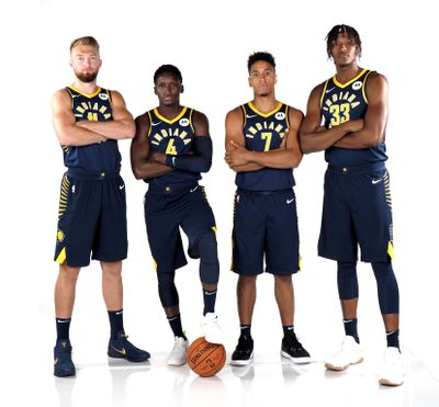 2019-20 Indiana Pacers Media Day