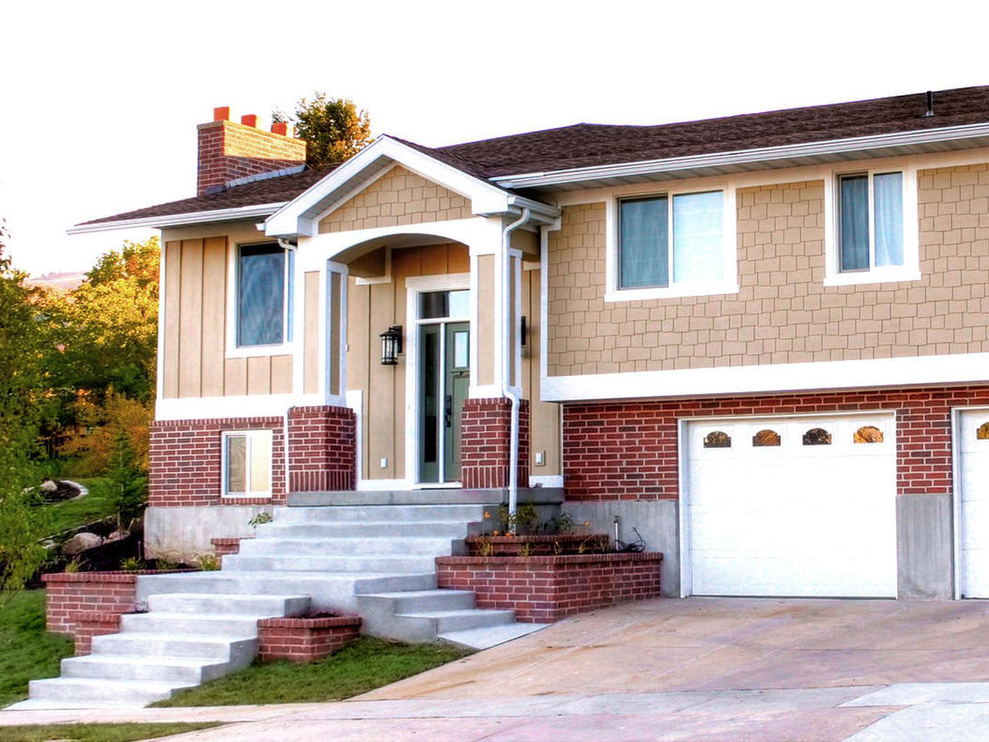 Renovation Solutions Split Level Home Updated For A More