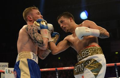 Carl Frampton v Chris Avalos - IBF World Super Bantamweight Title Fight