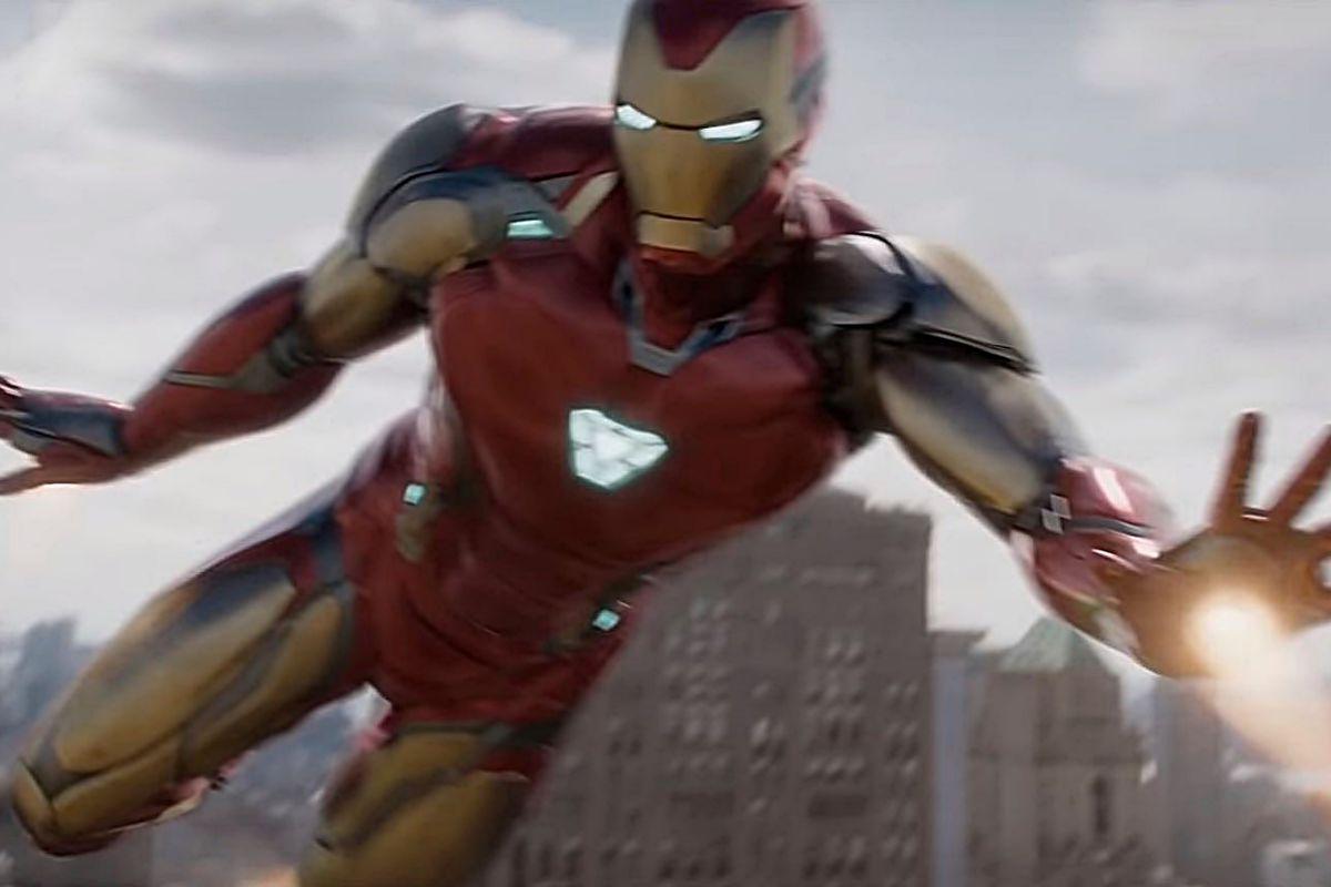 Iron Man S Mark 85 Armor From Avengers Endgame Pays