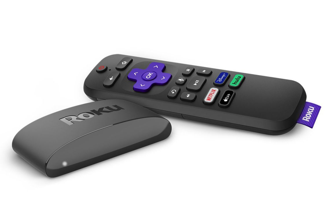 Roku announces Express 4K Plus streaming player and rechargeable Voice Remote Pro