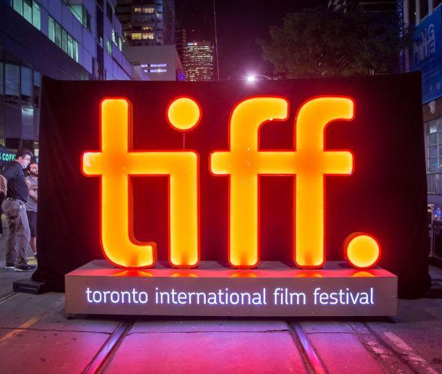 The Toronto International Film Festival Runs September