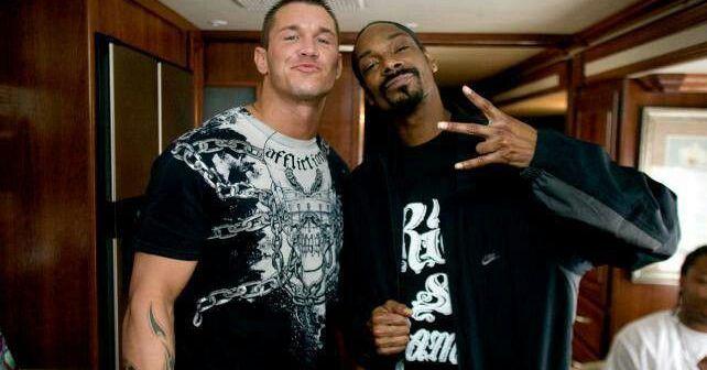 Randy Orton beat John Cena & Triple H after smoking out with Snoop Dogg