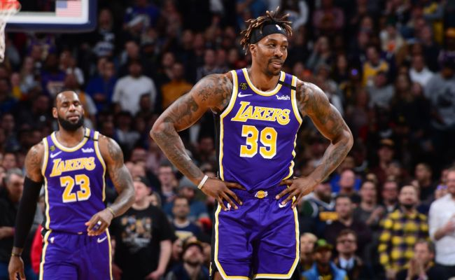 Dwight Howard Trying To Bring Mamba Mentality To Lakers
