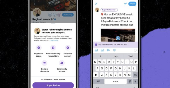 Twitter announces paid Super Follows to let you charge for tweets