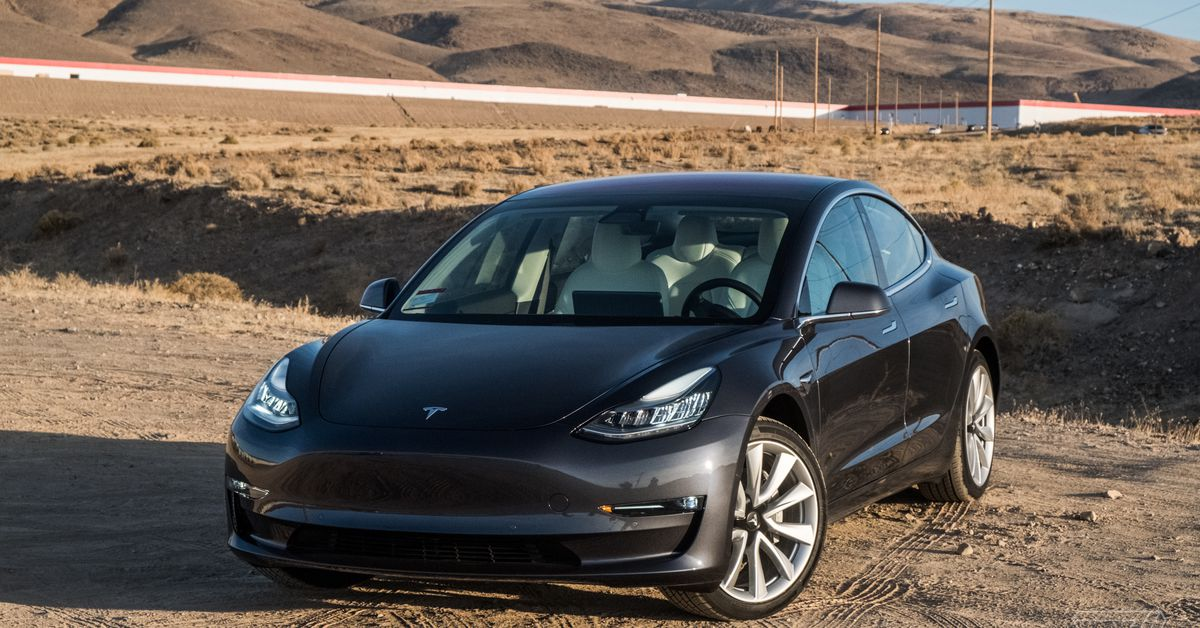 Tesla sold 241,300 cars in the third quarter while other automakers saw big declines