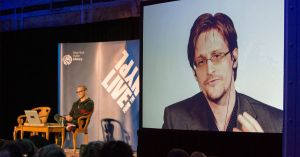 Edward Snowden NFT is selling for more than $ 5.4 million