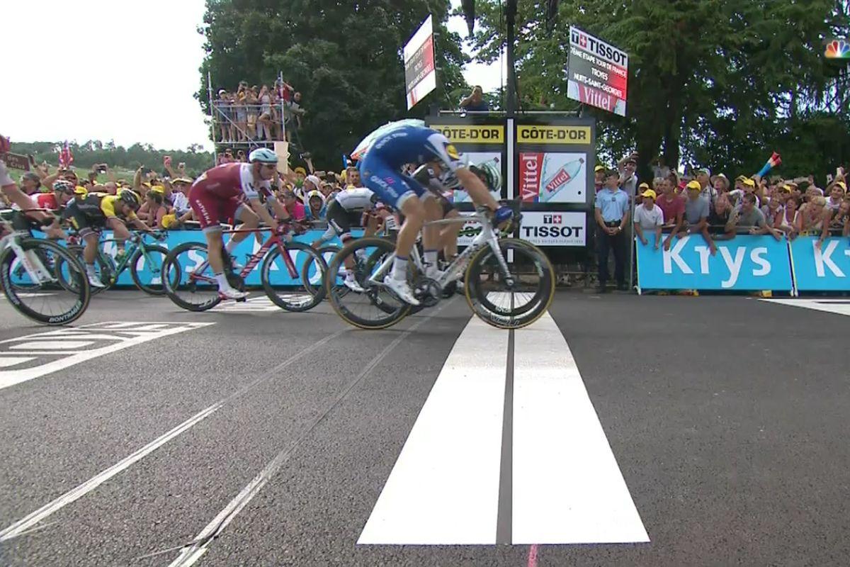Tour De France Standings 2017 Marcel Kittel Wins Third