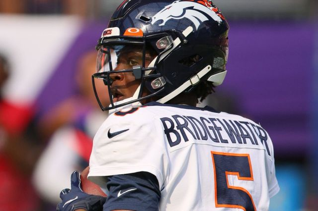 Denver Broncos move up the power rankings