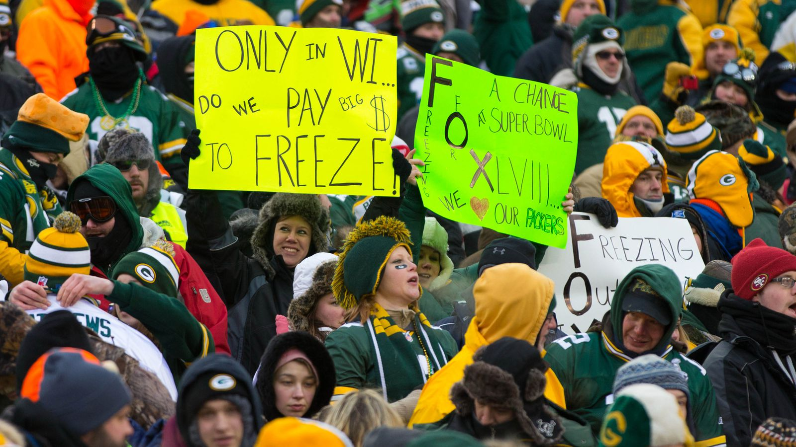 Packers Playoff Ticket Survey Asks Some Odd Questions