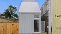 978 Sq. Ft. Irish Channel Tiny House Asks 375k - Curbed
