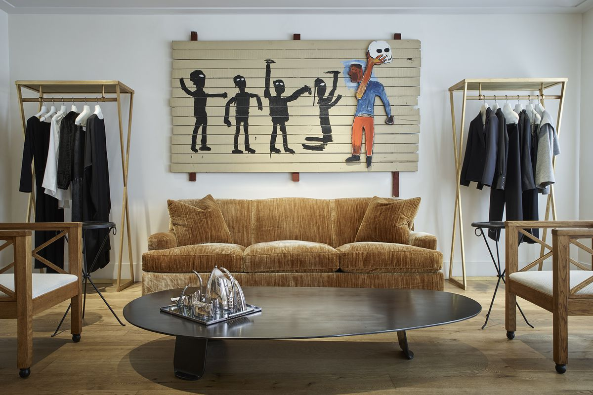 Inside The Rows Gorgeous New York Townhouse Store  Racked NY