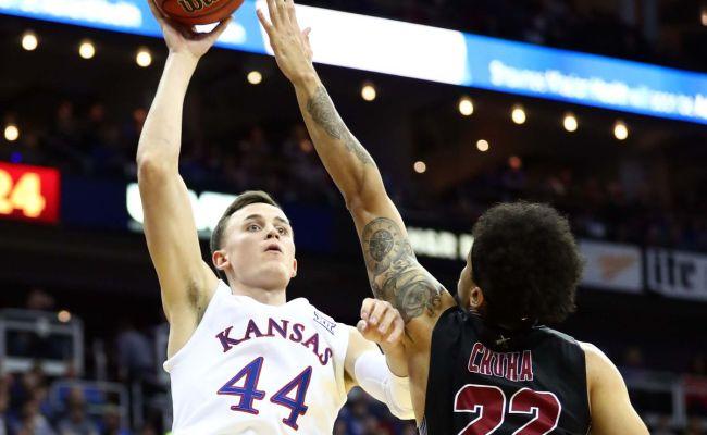 Ncaa Basketball Rankings Kansas Takes Over No 1 In The
