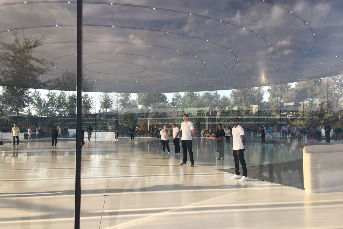 Apple Employees Cant Stop Walking Into The Beautiful