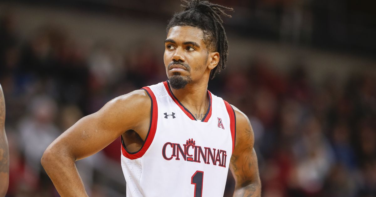 Cincinnati Bearcats Box Lunch Jacob Evans Sean