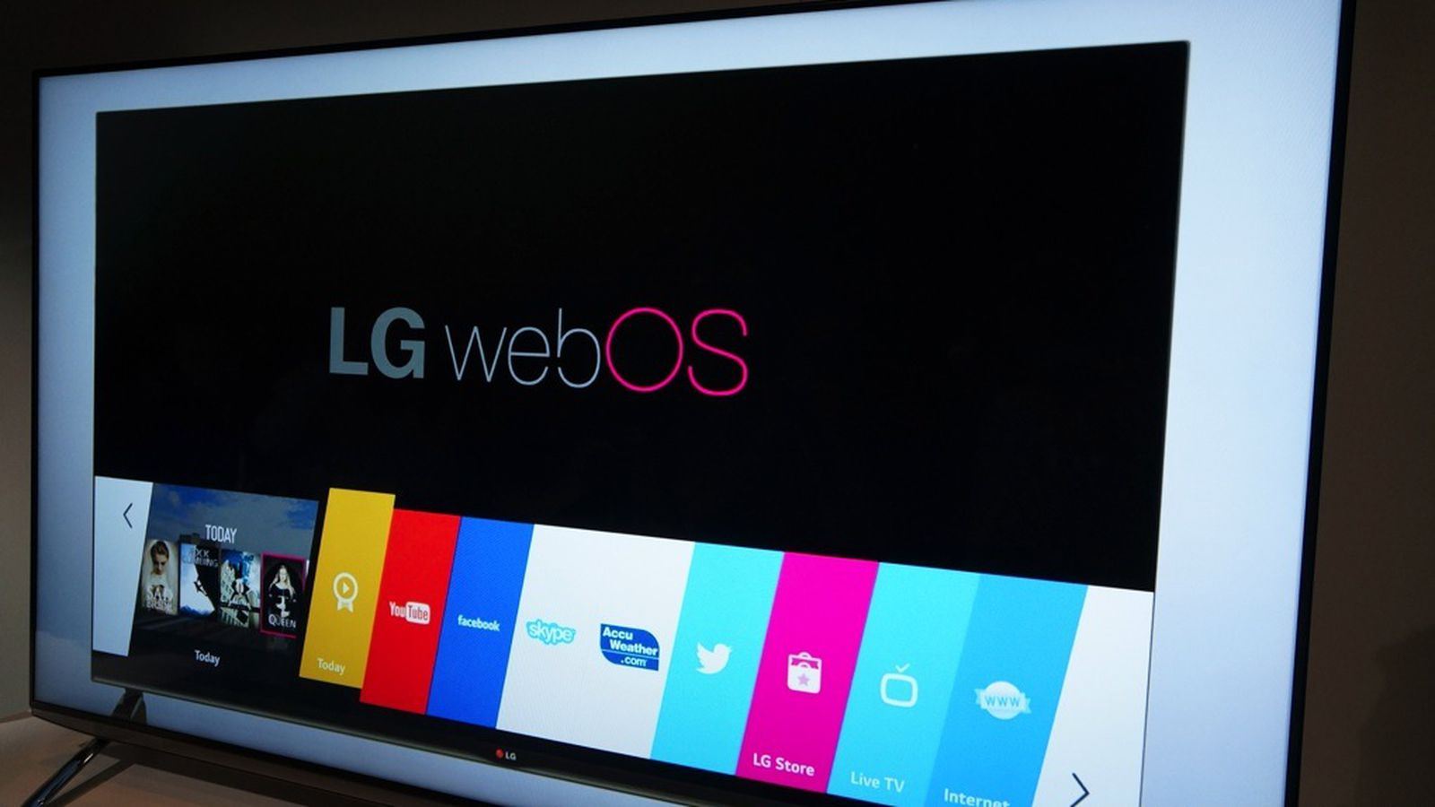 Our first look at LGs new webOS TV and curved 105inch