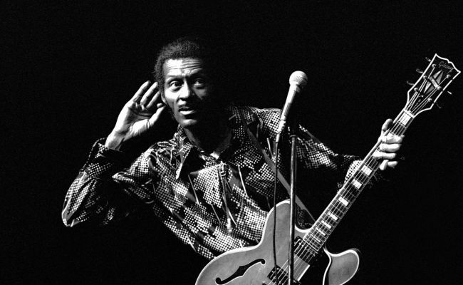 Chuck Berry Started It All The Ringer