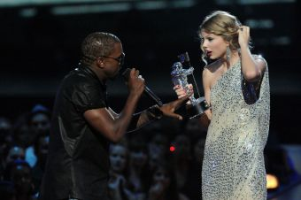 The Taylor Swift-Kanye West 2009 VMAs scandal is an American morality tale  - Vox