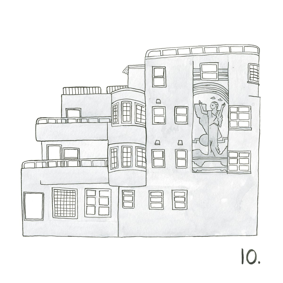 An illustrated guide to San Francisco architecture