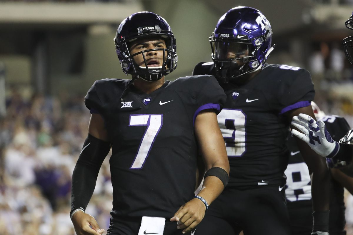 2017 TCU Football Preview The Kenny Hill Farewell Tour
