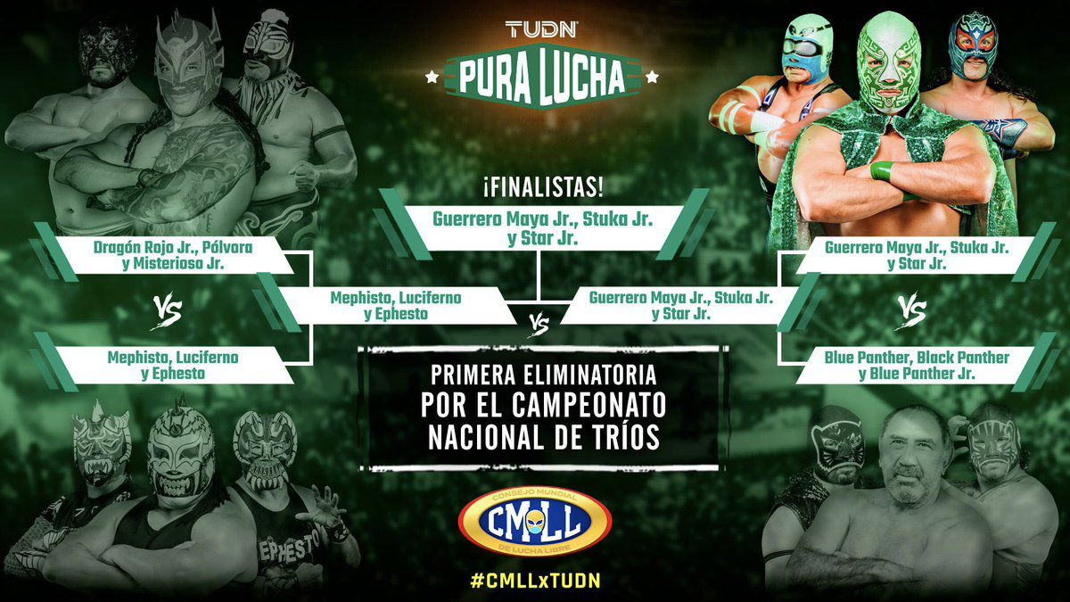 CMLL Roundup: Atlantis returns tonight, new Ingobernables faction, more