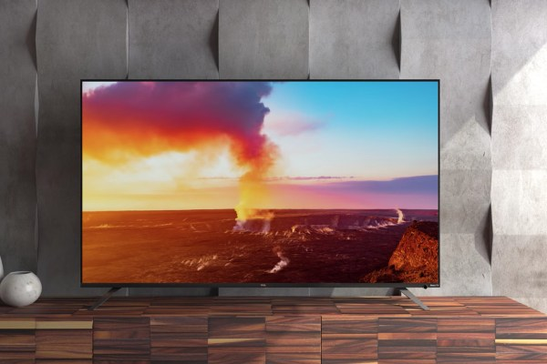 Tcl Affordable 6-series 4k Hdr Roku Tvs 1st - Verge