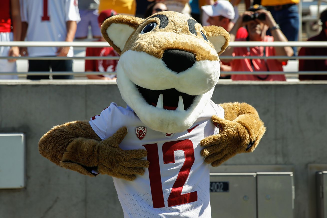 COLLEGE FOOTBALL: OCT 12 Washington State at Arizona State