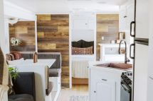 Renovated Camper Trailer Takes Designer Home Goods