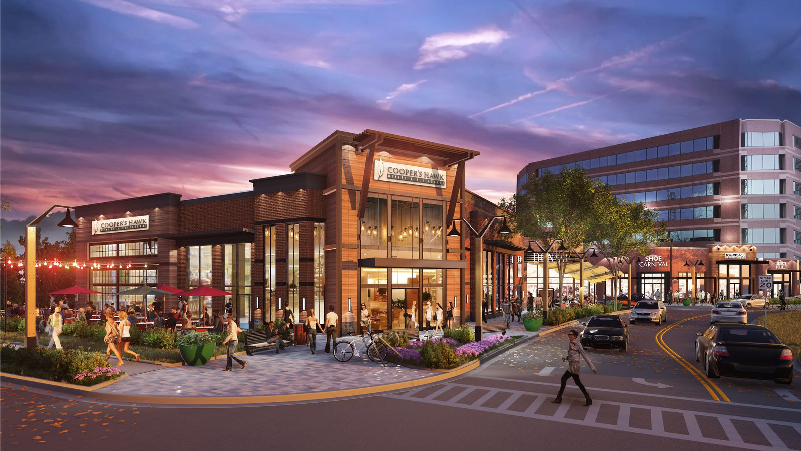 Chicagos Coopers Hawk Winery Will Anchor Reston