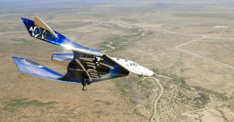 Virgin Galactic spaceplane VSS Unity completes successful flight