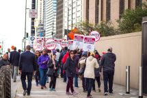 Contracts Ratified Chicago Hotel Workers Strike