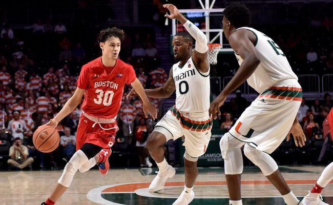Rutgers Men S Basketball Game 5 Preview Vs Boston