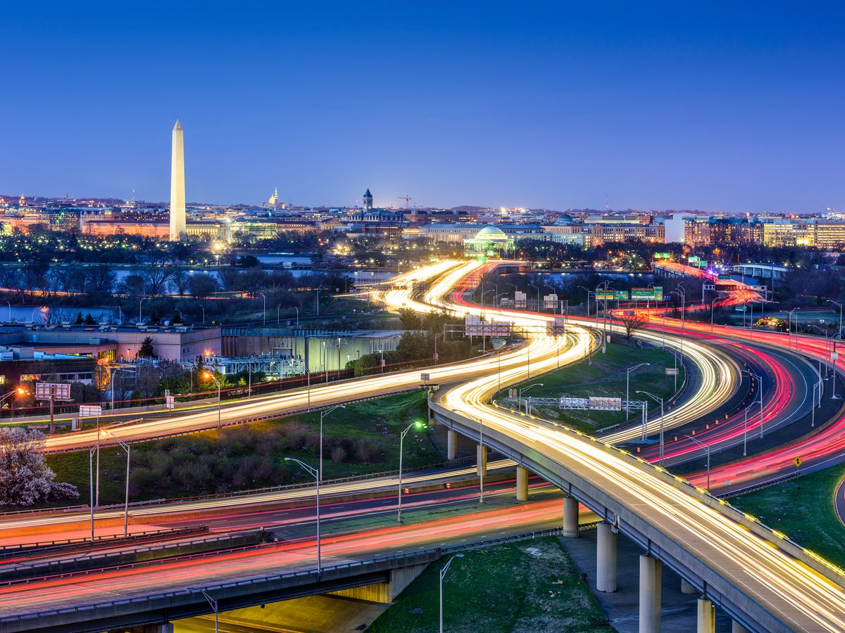 DCs 20 Best Views Mapped Curbed DC