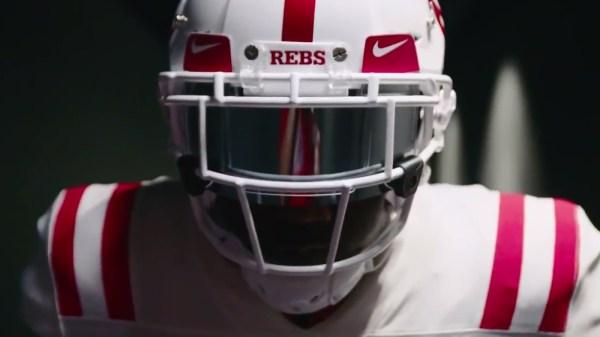 Ole Wear White Uniform In Season Opener - Red
